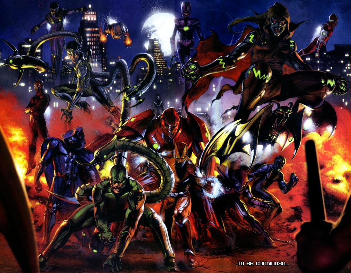 Secret War Marvel 75