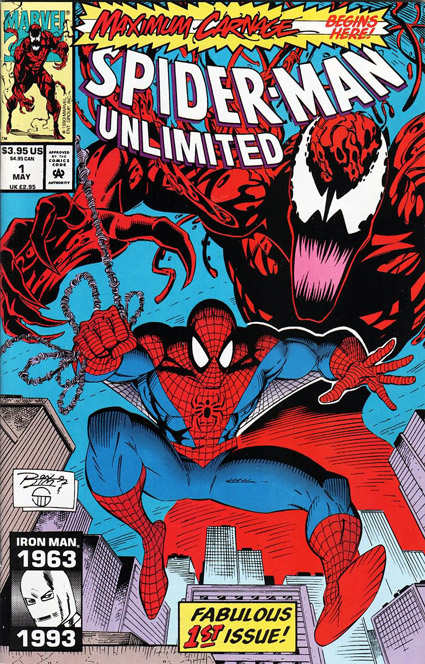 Spider-Man Unlimited #01 00