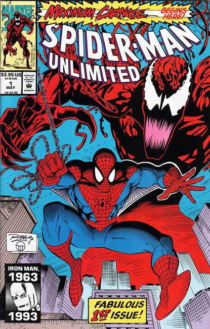 Spider-Man Unlimited #01 00