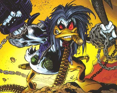 Lobo the Duck. Because, why not?