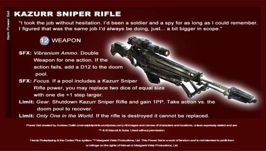 KazurrSniper