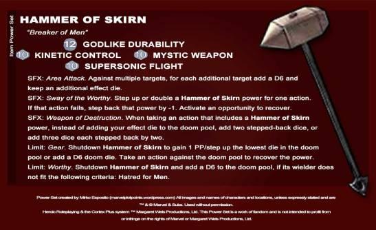 Skirn's Hammer