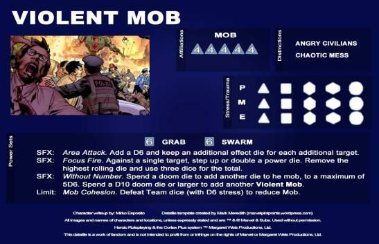 Violent-Mob