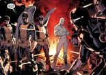 The All-New (Original) X-Men confront modern-day Cyclops and Magneto