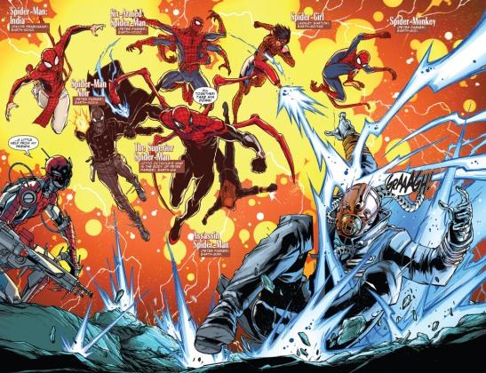 spider group 1