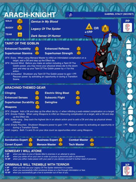 Arach-Knight