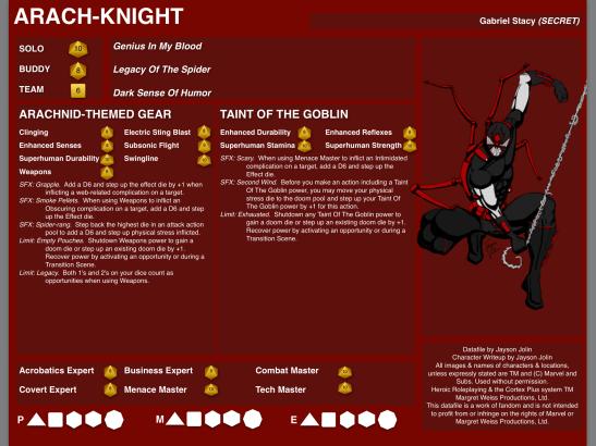 Arach-Knight(Watcher)