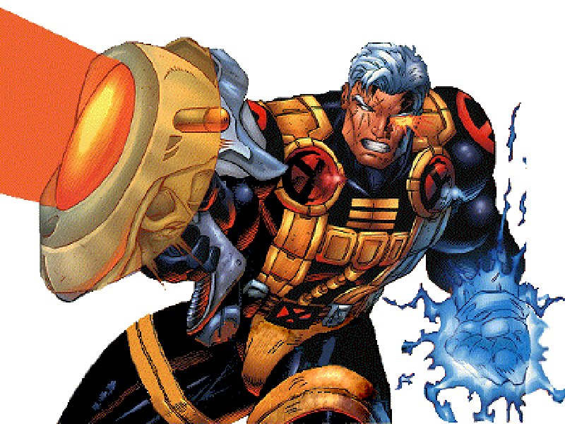Fearsome Avengers Cable Marvel Plot Points