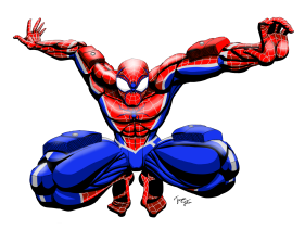 Astonishing Spider-Man